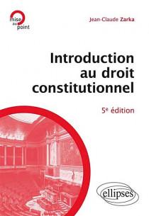 Introduction au droit constitutionnel