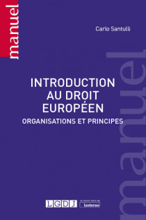 [EBOOK] Introduction au droit européen