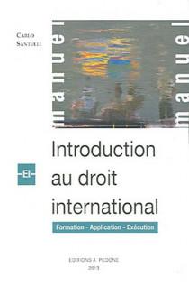 Introduction au droit international