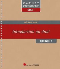 Introduction au droit L1-S1