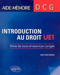 Introduction au droit : UE1