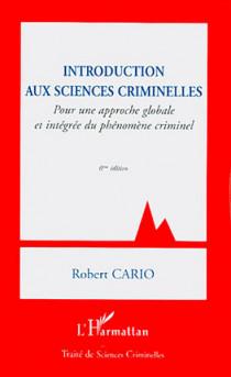 Introduction aux sciences criminelles