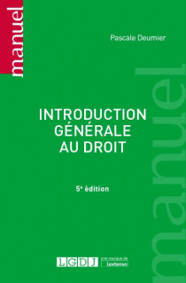 [EBOOK] Introduction générale au droit