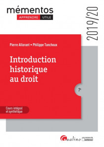 Introduction historique au droit [EBOOK]