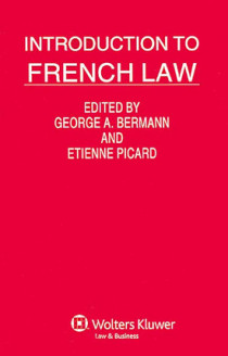 Introduction to French Law (broché)