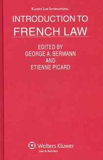 Introduction to French Law (relié)