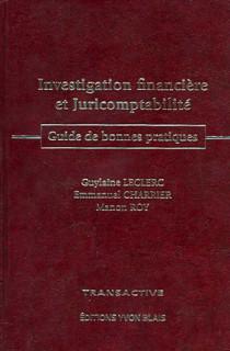 Investigation financière et juricomptabilité