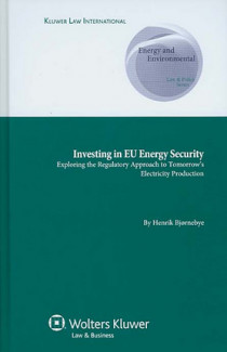 Investing in EU Energy Security