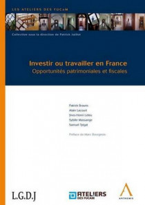 Investir ou travailler en France
