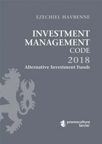 Investment Management Code 2018