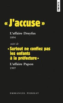 """""""J'accuse"""" L'affaire Dreyfus, 1894"""