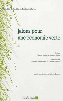 Jalons pour une économie verte