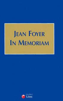Jean Foyer - In memoriam