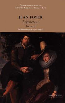 Jean Foyer : législateur