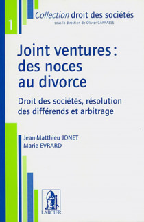 Joint ventures : des noces au divorce N°1