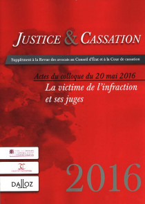 Justice & cassation 2016