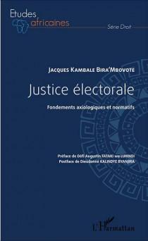 Justice électorale