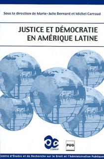 Justice et démocratie en Amérique latine