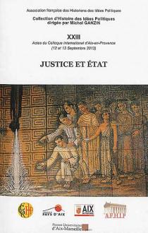 Justice et Etat
