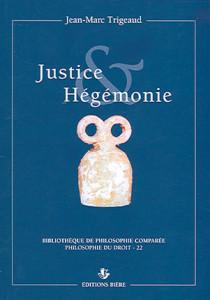 Justice & hégémonie