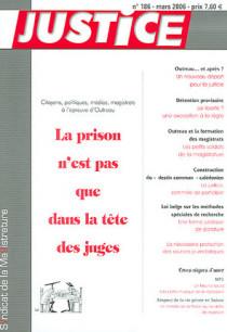 Justice, mars 2006 N°186