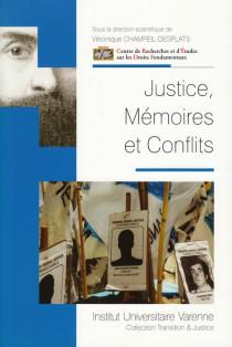Justice, Mémoires et Conflits