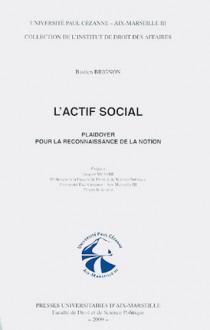 L'actif social