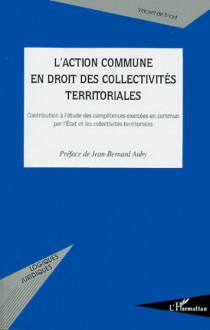 L'action commune en droit des collectivités territoriales