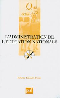 L'administration de l'Education nationale