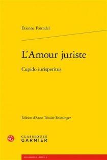 L'amour juriste