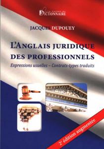 L'anglais juridique des professionnels