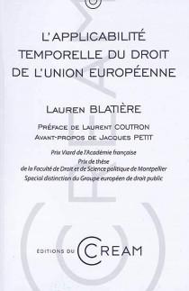 L'application temporelle du droit de l'Union européenne