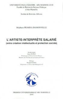 L'artiste-interprète salarié