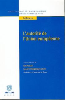 L'autorité de l'Union européenne