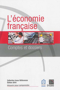 L'économie française - Edition 2016