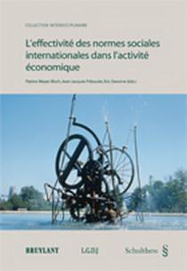 L'effectivité des normes sociales internationales dans l'activité économique