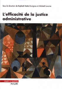 L'efficacité de la justice administrative