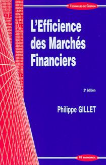 L'efficience des marchés financiers