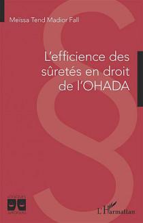 L'efficience des sûretés en droit de l'OHADA