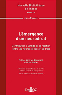 L'émergence d'un neurodroit