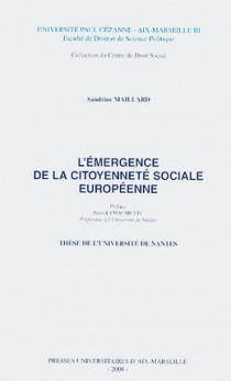 L'émergence de la citoyenneté sociale européenne