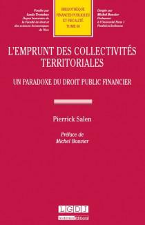 L'emprunt des collectivités territoriales