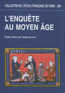 L'enquête au Moyen Age N°399