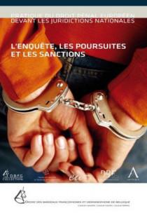 L'enquête, les poursuites et les sanctions : pratique du droit pénal européen devant les juridictions nationales