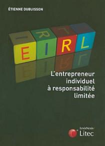 L'entrepreneur individuel à responsabilité limitée