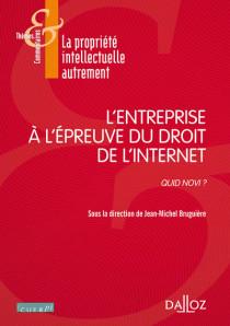 L'entreprise à l'épreuve du droit de l'Internet