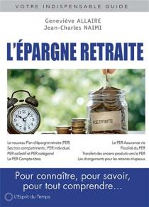 L'épargne retraite