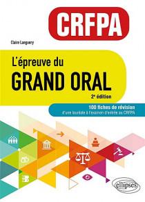 L'épreuve du grand oral - CRFPA