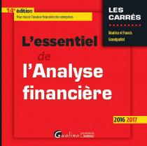[EBOOK] L'essentiel de l'analyse financière 2016-2017