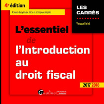 [EBOOK] L'essentiel de l'introduction au droit fiscal
